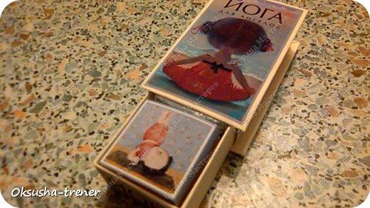 """Шоколадная коробочка """"Йога для ангелов""""))) фото 15"""