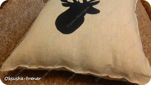 Декоративные подушки  фото 1
