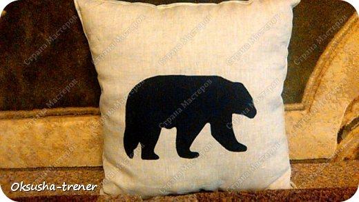 Декоративные подушки  фото 5