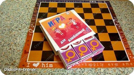 Шоколадный набор-игра для влюбленных 18+ фото 10