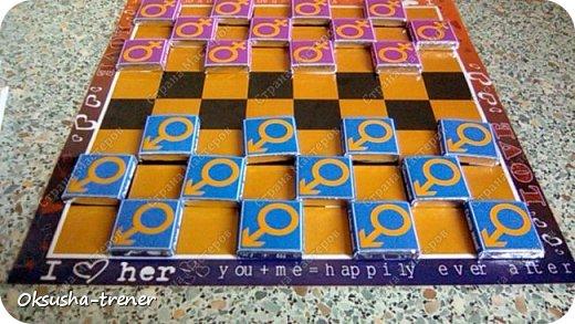 Шоколадный набор-игра для влюбленных 18+ фото 14
