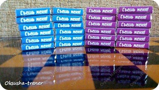 Шоколадный набор-игра для влюбленных 18+ фото 16