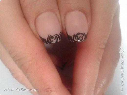 Мій перший досвід нарощування нігтів акрилом фото 20