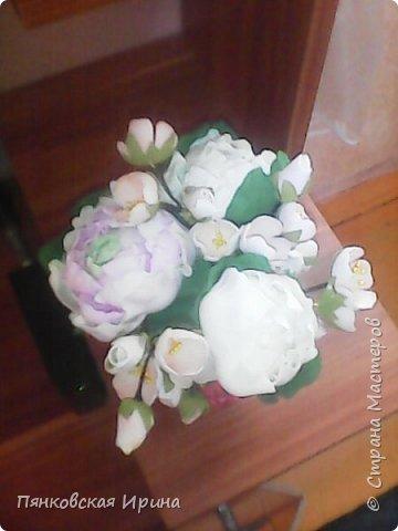 цветы для украшения из фоамирана фото 1