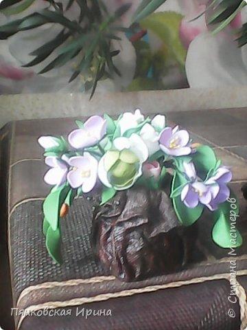 цветы для украшения из фоамирана фото 4