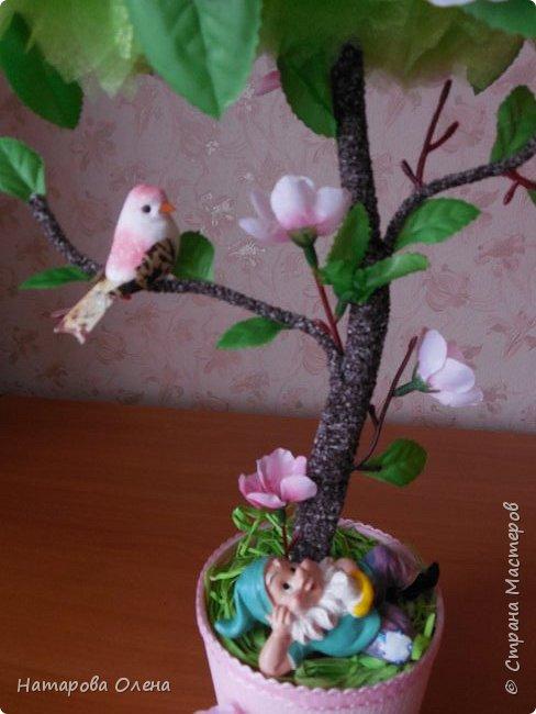 Здравствуйте, Мастера! Весна в самом разгаре! И я под ее влиянием, а также вдохновленная работой Татьяны Беликовой,создала топик под названием ЯБЛОНЕВЫЙ ЦВЕТ  фото 2