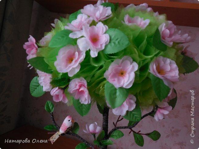 Здравствуйте, Мастера! Весна в самом разгаре! И я под ее влиянием, а также вдохновленная работой Татьяны Беликовой,создала топик под названием ЯБЛОНЕВЫЙ ЦВЕТ  фото 6