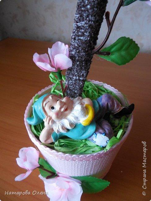 Здравствуйте, Мастера! Весна в самом разгаре! И я под ее влиянием, а также вдохновленная работой Татьяны Беликовой,создала топик под названием ЯБЛОНЕВЫЙ ЦВЕТ  фото 4
