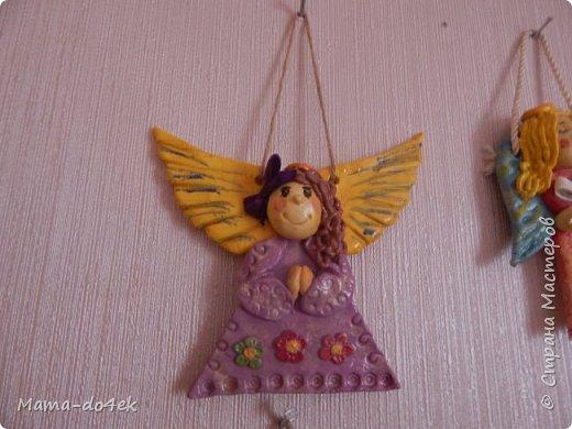 Ангелочки-обереги для детской. фото 2
