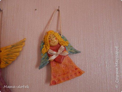 Ангелочки-обереги для детской. фото 3