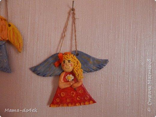Ангелочки-обереги для детской. фото 4