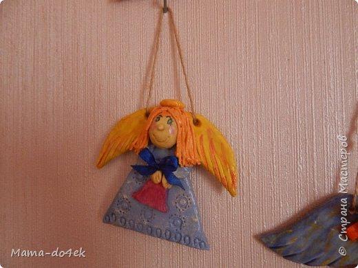 Ангелочки-обереги для детской. фото 5