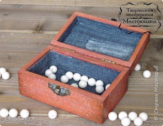 Шкатулочка-пенал сделана на заказ для фотографа, внутри 2 отделения для свадебных фотографий и для флешки фото 6