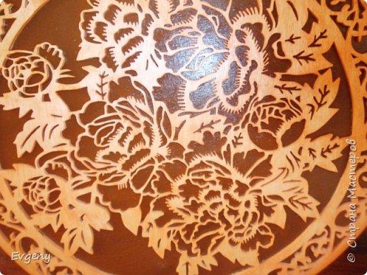 Цветочный овал фото 2