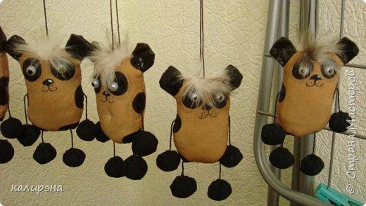 Вот такой хоровод панд-подвесок получился. Ароматные!!! фото 3