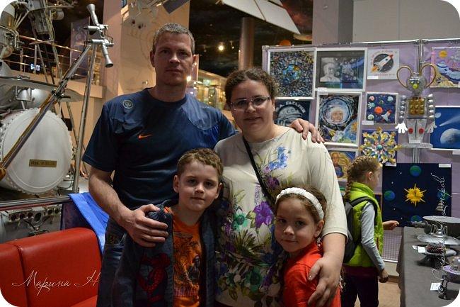 Выставка в музее Космонавтики фото 42