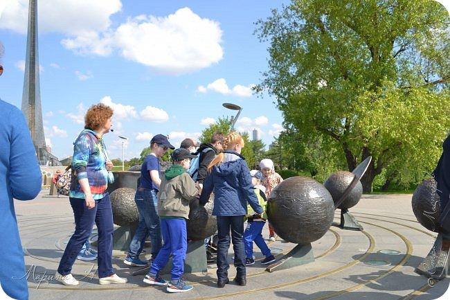 Выставка в музее Космонавтики фото 9