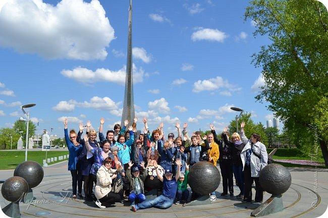 Выставка в музее Космонавтики фото 12
