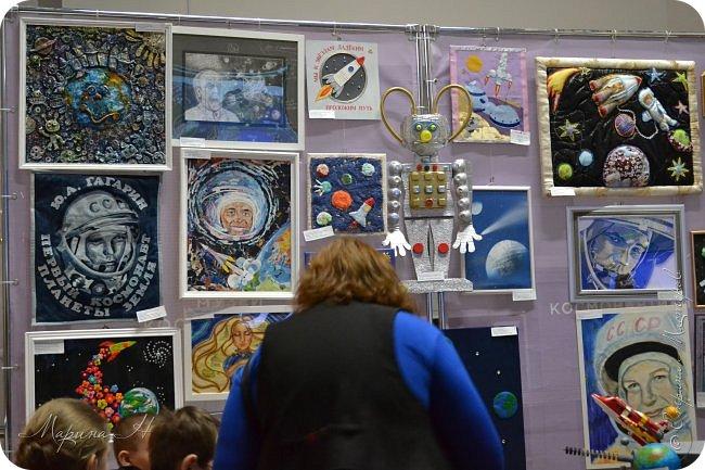 Выставка в музее Космонавтики фото 18