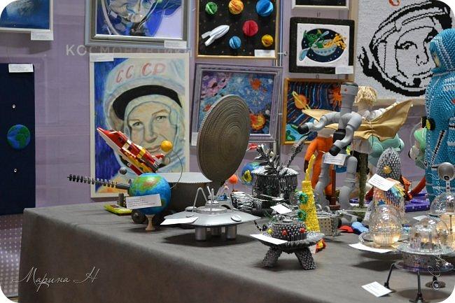 Выставка в музее Космонавтики фото 19