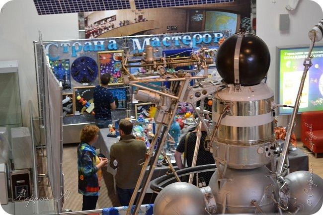 Выставка в музее Космонавтики фото 16