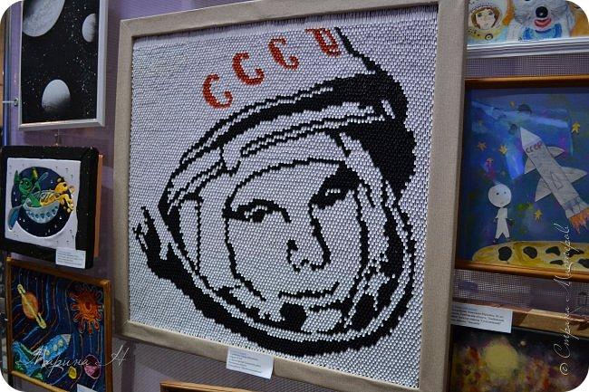 Выставка в музее Космонавтики фото 25