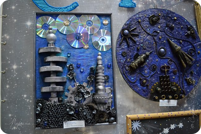 Выставка в музее Космонавтики фото 26