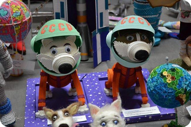 Выставка в музее Космонавтики фото 29