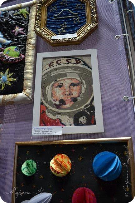 Выставка в музее Космонавтики фото 31