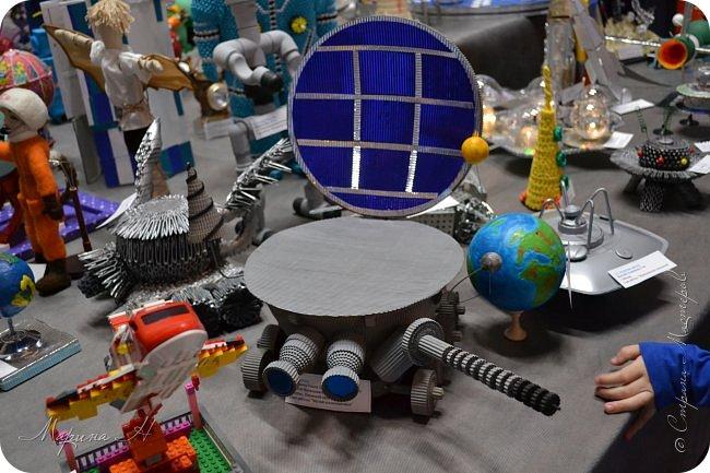 Выставка в музее Космонавтики фото 32