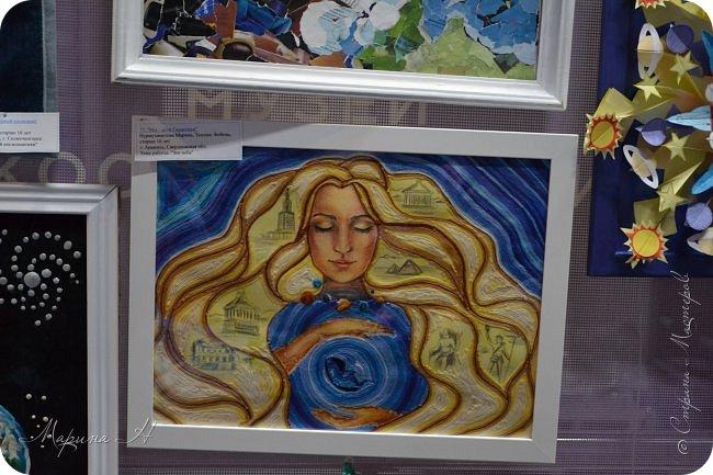 Выставка в музее Космонавтики фото 35