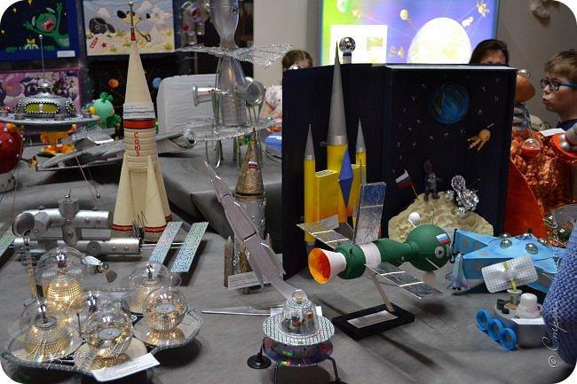 Выставка в музее Космонавтики фото 34