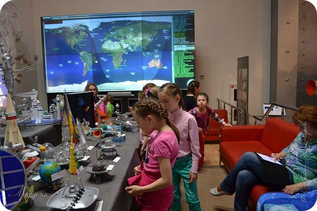 Выставка в музее Космонавтики фото 36