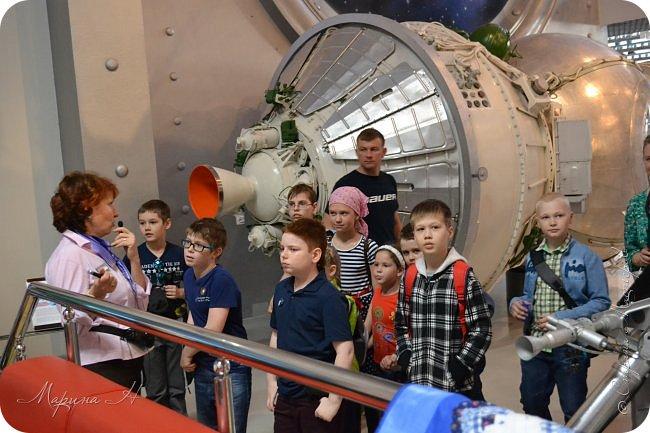 Выставка в музее Космонавтики фото 40