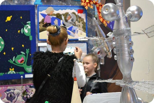 Выставка в музее Космонавтики фото 37