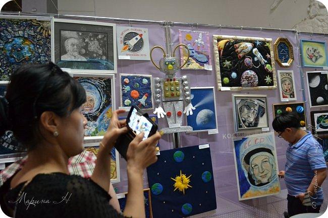 Выставка в музее Космонавтики фото 38