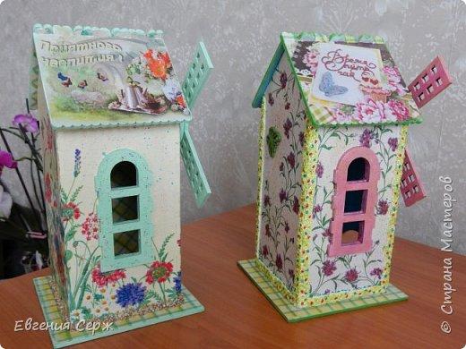 Всех приветствую на своей страничке! Еще два чайных домика появились в моём арсенале!Один -подарок на годовщину Свадьбы и другой для себя (Любимой)  фото 4