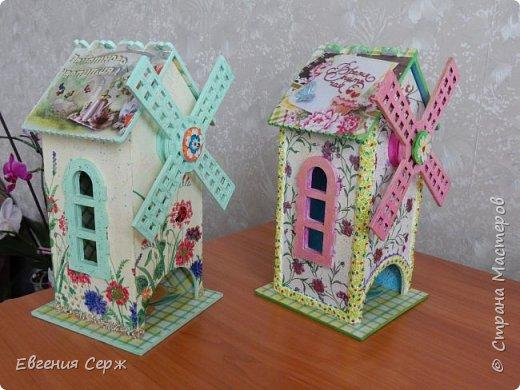 Всех приветствую на своей страничке! Еще два чайных домика появились в моём арсенале!Один -подарок на годовщину Свадьбы и другой для себя (Любимой)  фото 5