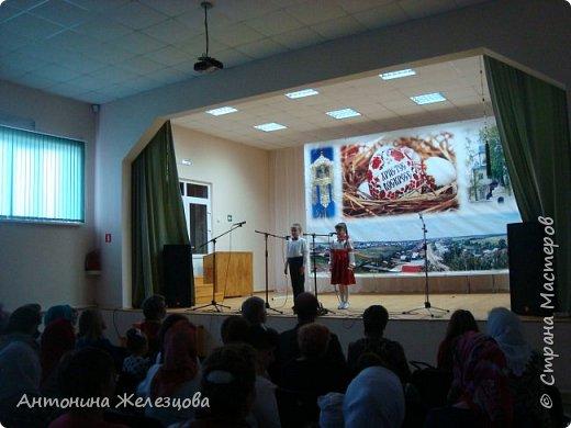 Вот и подошел учебный год к концу. Воскресная школа завершает его большим праздничным концертом и выставкой детских работ. фото 14
