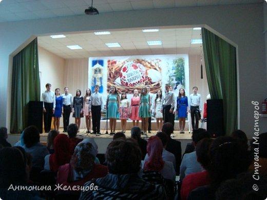Вот и подошел учебный год к концу. Воскресная школа завершает его большим праздничным концертом и выставкой детских работ. фото 23