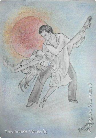 Одним росчерком карандаша...палитра чувств,эмоций и настроений...❤  Идеи зарисовок не мои.Срисовывала иллюстрации  разных талантливых илюстраторов=) фото 13