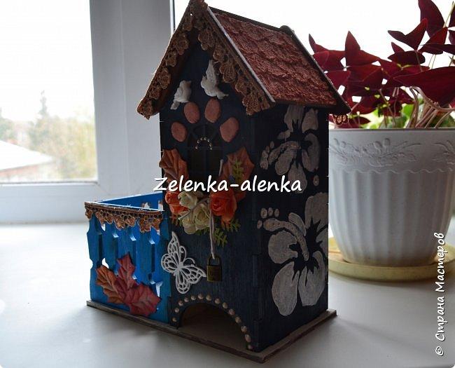 Чайный домик для мамы. фото 1