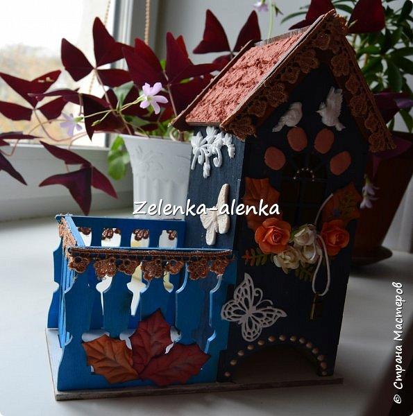 Чайный домик для мамы. фото 2