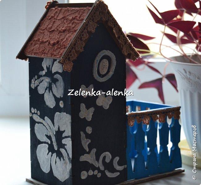 Чайный домик для мамы. фото 3
