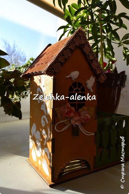 Чайный домик для мамы. фото 6