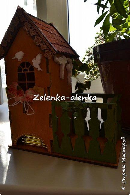 Чайный домик для мамы. фото 5