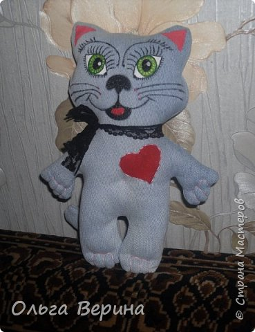 Котик и ежик фото 2