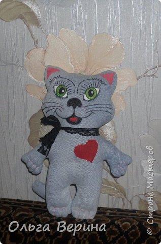 Котик и ежик фото 3