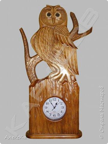 """Часы настенные """"Сова"""""""