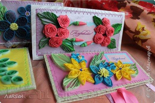 """Подарочный конверт """"Весна"""" фото 11"""
